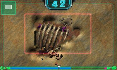 Fossil Fighters Frontier - 3DS Screenshot 8