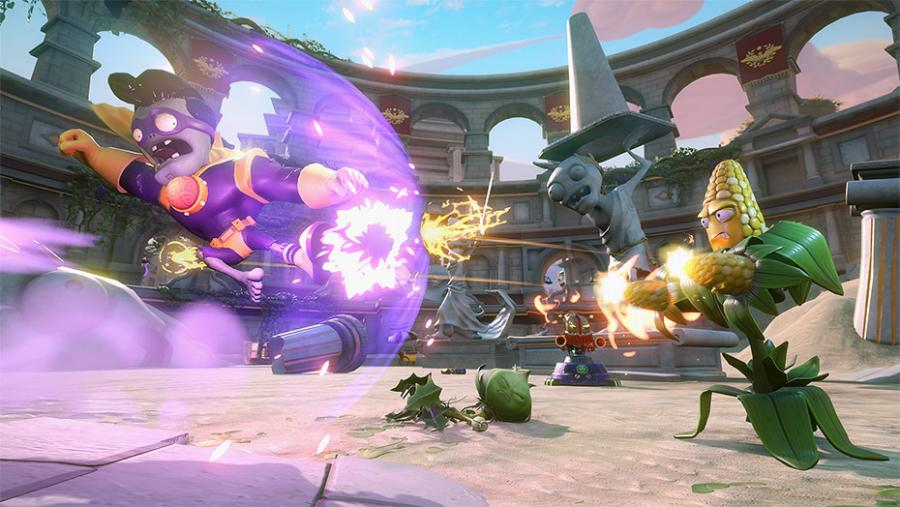Plants vs Zombies - Garden Warfare 2 Screenshot 2