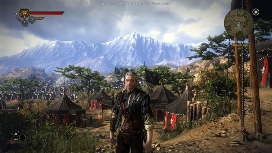 The Witcher 2 - GOG Key Screenshot 2