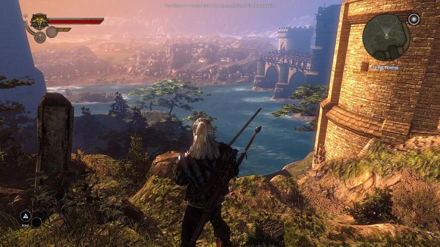 The Witcher 2 - GOG Key Screenshot 8