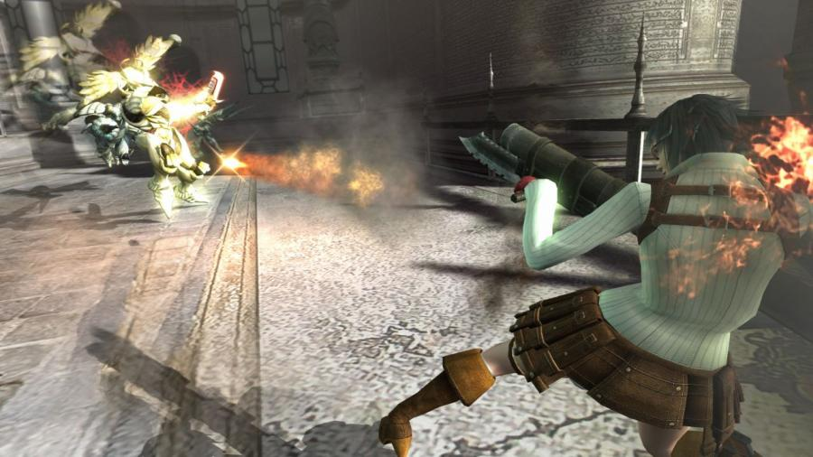 Devil May Cry 4 - Special Edition Screenshot 5