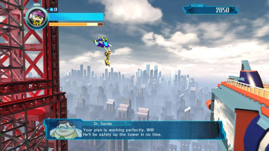 Mighty No. 9 Screenshot 7