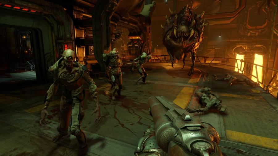 DOOM (Doom 4 Key) Screenshot 1