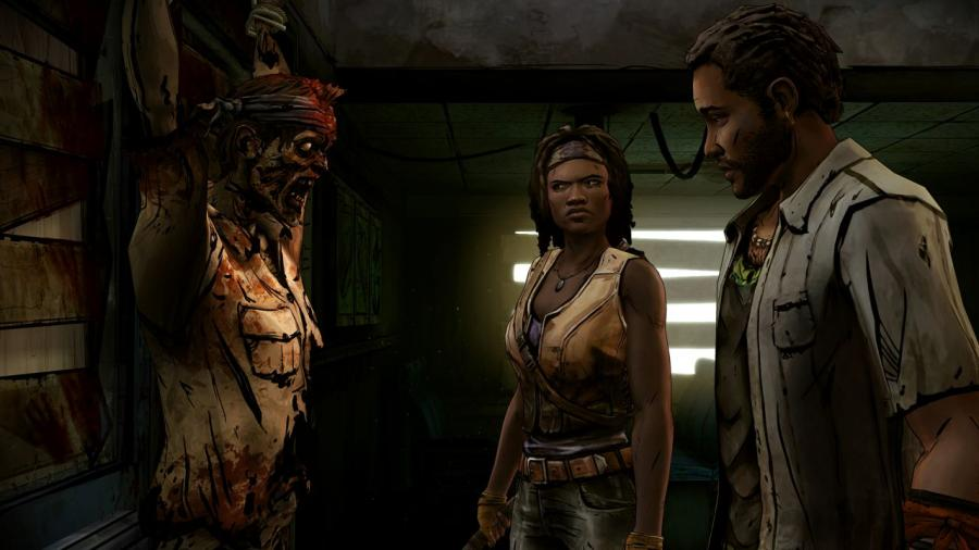 The Walking Dead - Michonne Screenshot 2