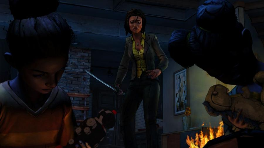 The Walking Dead - Michonne Screenshot 3