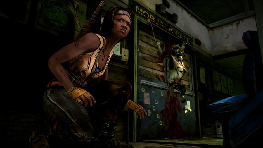 The Walking Dead - Michonne Screenshot 4