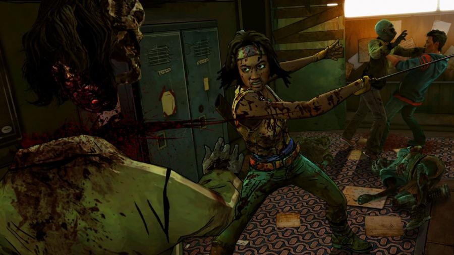 The Walking Dead - Michonne Screenshot 1