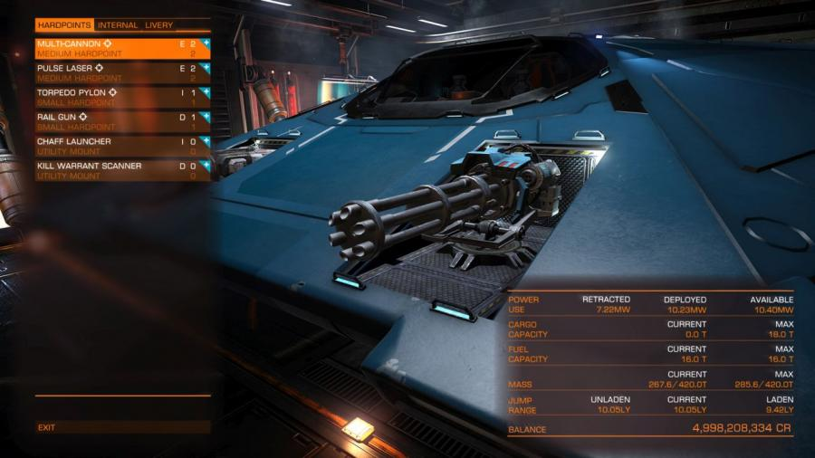 Elite Dangerous - Steam Gift Key Screenshot 5