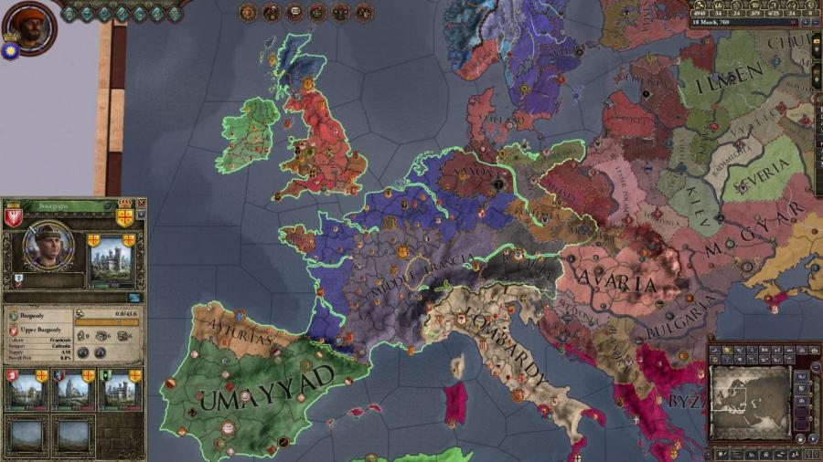 Crusader Kings II - Horse Lords (Addon) Screenshot 7