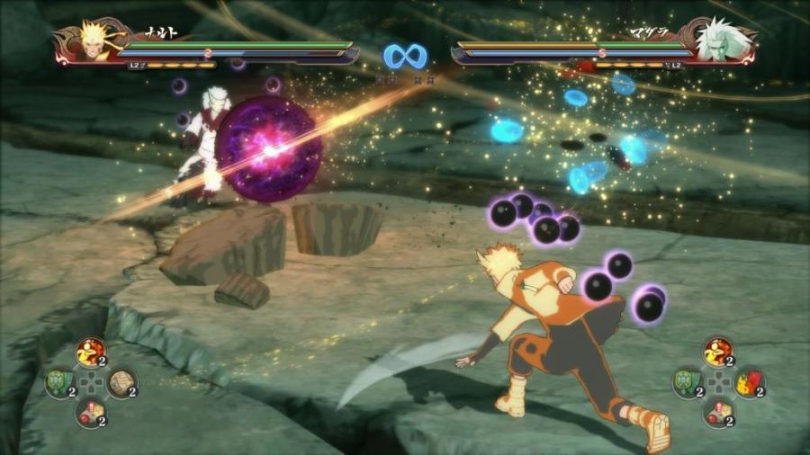 Résultats de recherche d'images pour «NARUTO SHIPPUDEN Ultimate Ninjas STORM 4»