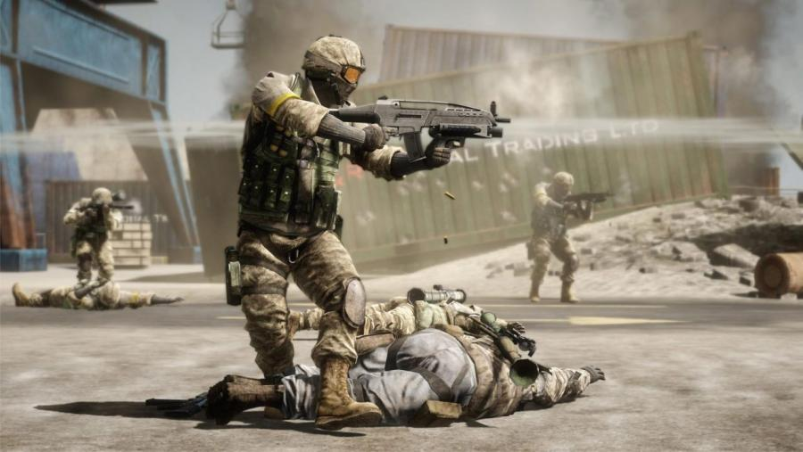 Battlefield Bad Company 2 - Steam Gift Key Screenshot 4