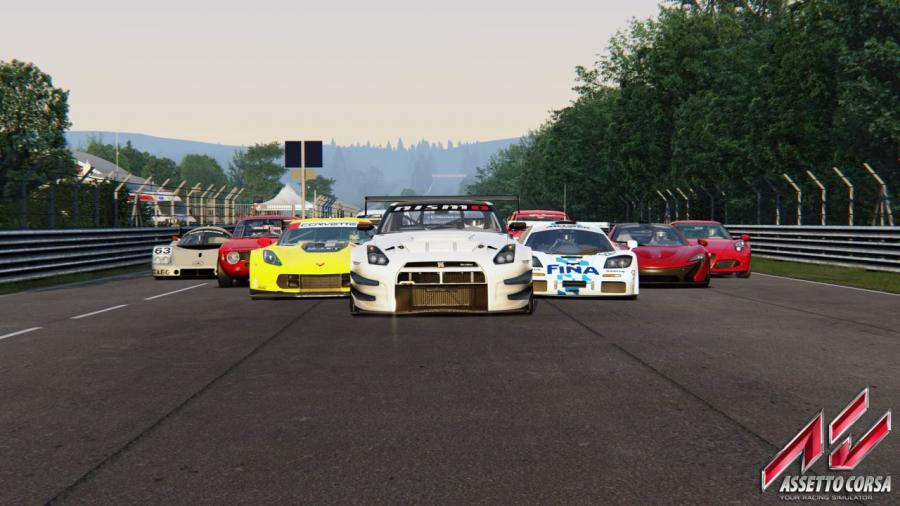 Assetto Corsa + Dream Pack 1 - Steam Gift Key Screenshot 1