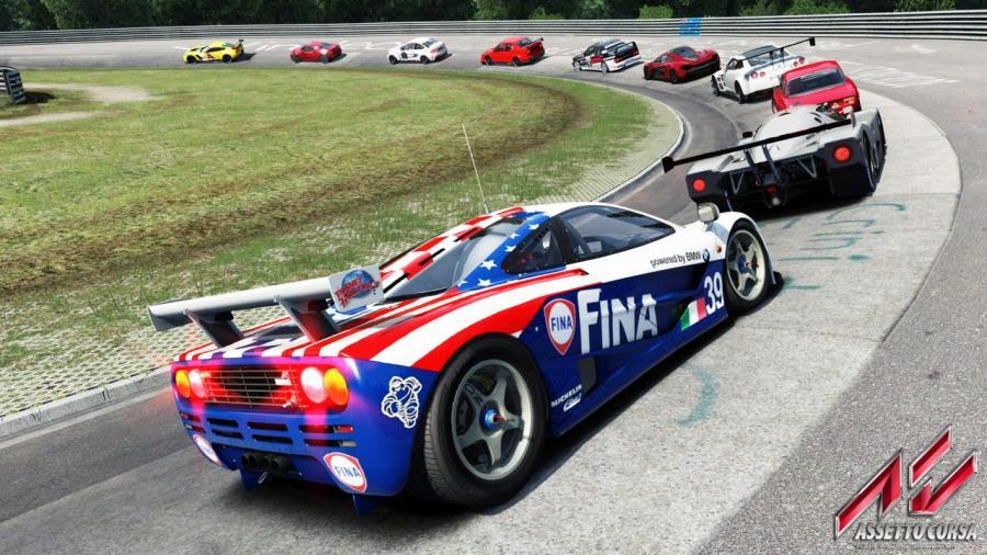 Assetto Corsa + Dream Pack 1 - Steam Gift Key Screenshot 3