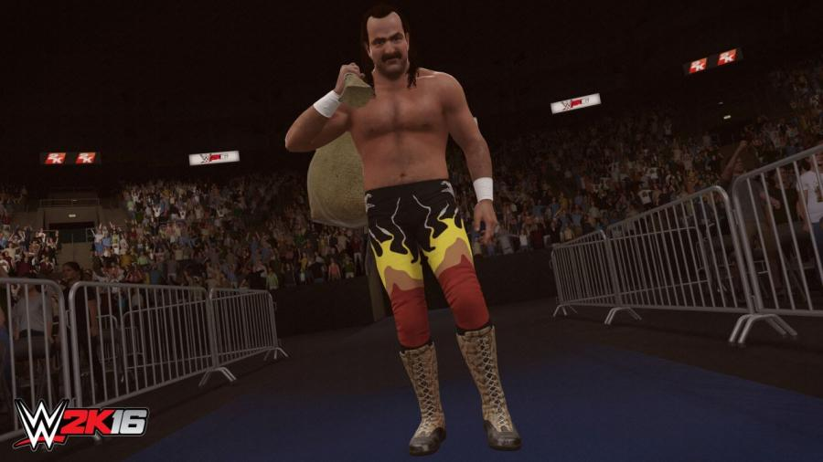 WWE 2K16 Screenshot 8