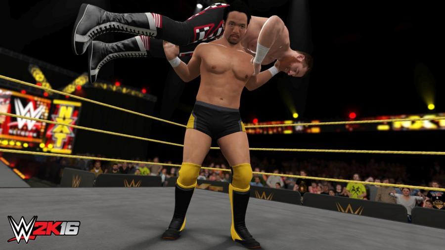 WWE 2K16 Screenshot 5