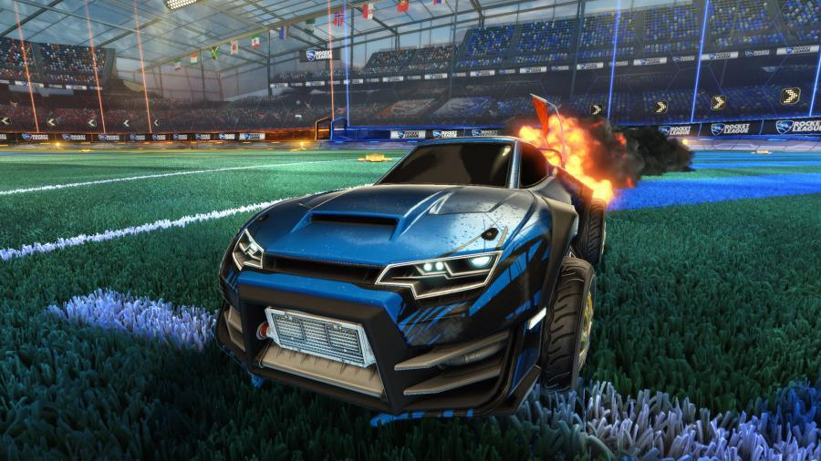 Rocket League - Supersonic Fury DLC Pack Screenshot 2