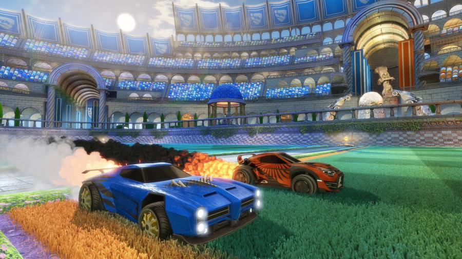 Rocket League - Supersonic Fury DLC Pack Screenshot 5