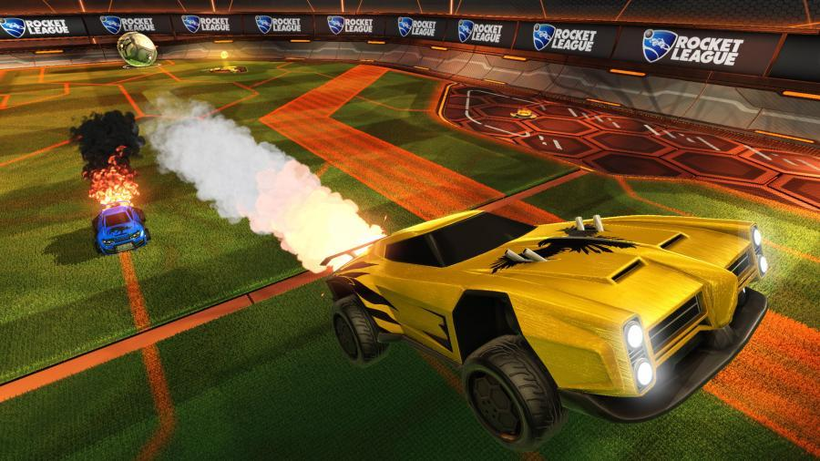 Rocket League - Supersonic Fury DLC Pack Screenshot 4