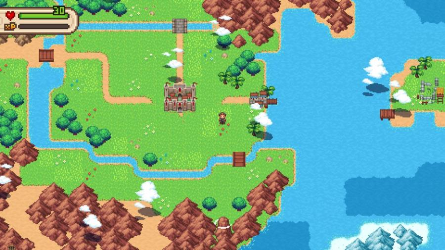 Evoland 2 Screenshot 8