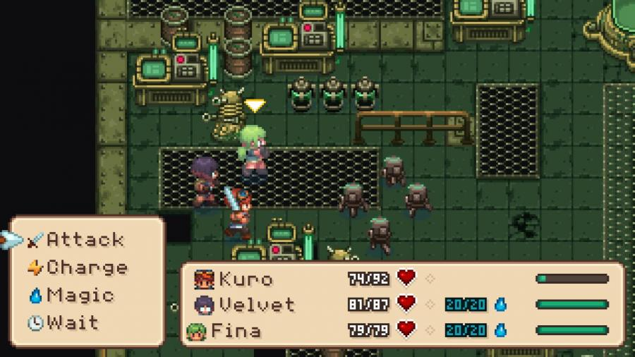 Evoland 2 Screenshot 4