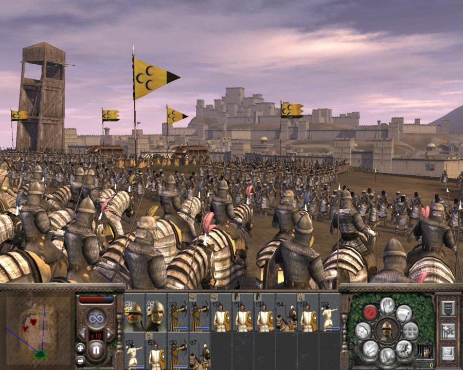 Medieval II Total War Collection Screenshot 1