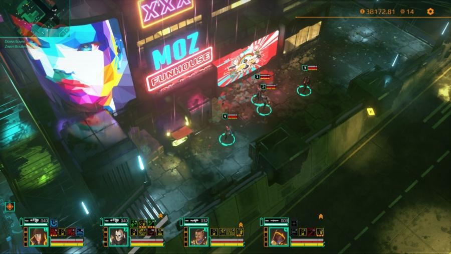 Satellite Reign - Steam Gift Key Screenshot 4
