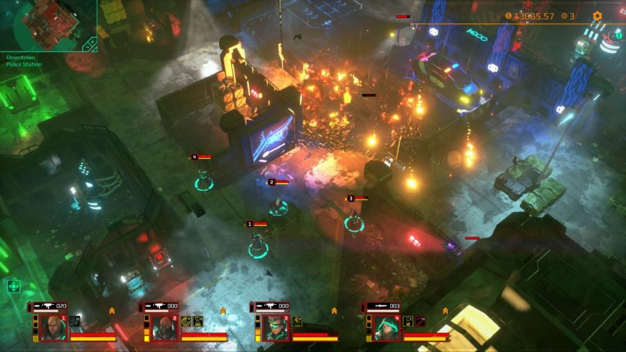 Satellite Reign - Steam Gift Key Screenshot 1