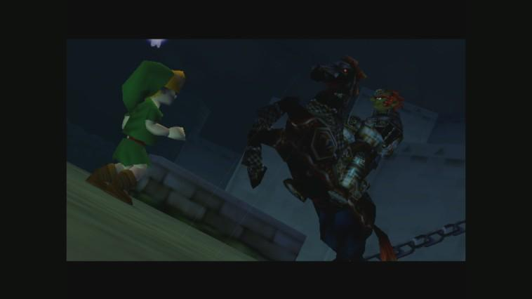 The Legend of Zelda Ocarina of Time - Wii U Download Code Screenshot 2