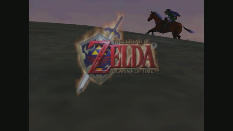 The Legend of Zelda Ocarina of Time - Wii U Download Code Screenshot 1