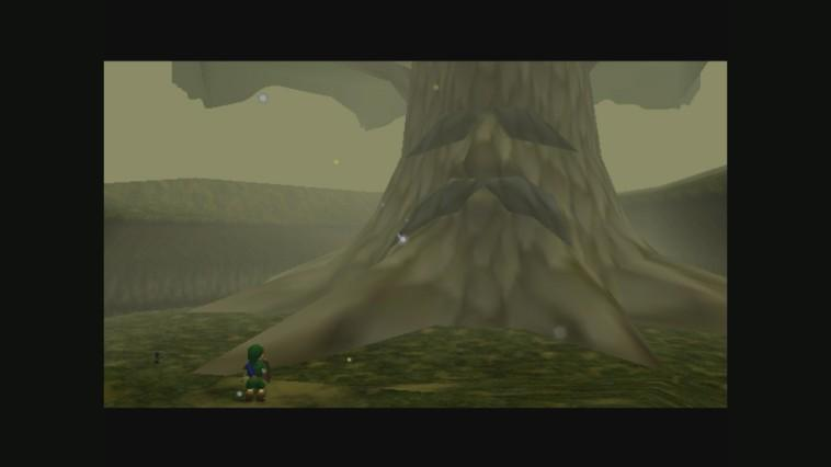 The Legend of Zelda Ocarina of Time - Wii U Download Code Screenshot 4