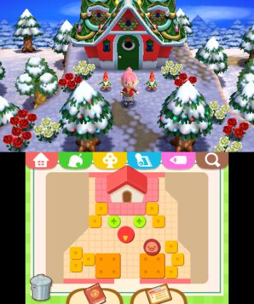 Animal Crossing Happy Home Designer - 3DS Screenshot 5