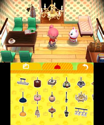 Animal Crossing Happy Home Designer - 3DS Screenshot 3