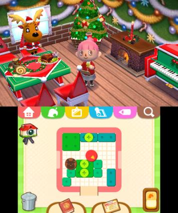 Animal Crossing Happy Home Designer - 3DS Screenshot 6