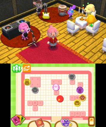 Animal Crossing Happy Home Designer - 3DS Screenshot 7