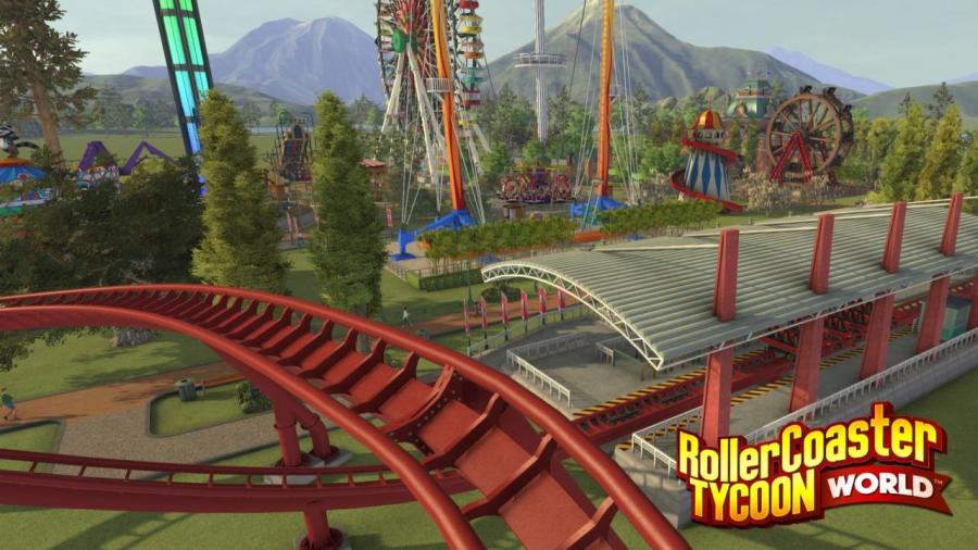 RollerCoaster Tycoon World Screenshot 3