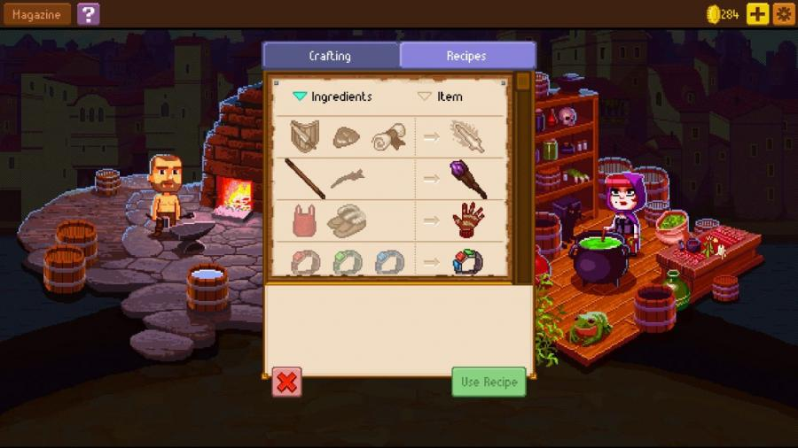 Knights of Pen and Paper 2 Screenshot 5