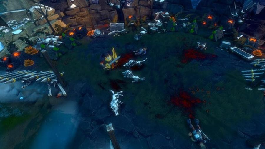 Dungeons 2 - A Game of Winter DLC Screenshot 8