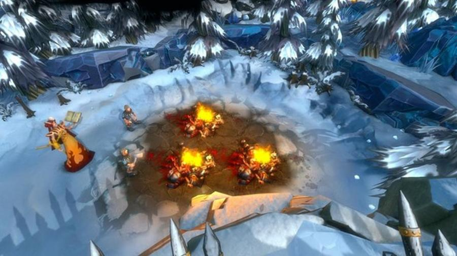 Dungeons 2 - A Game of Winter DLC Screenshot 5