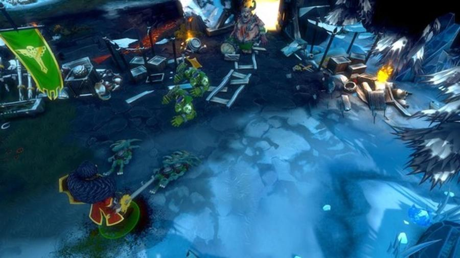 Dungeons 2 - A Game of Winter DLC Screenshot 6