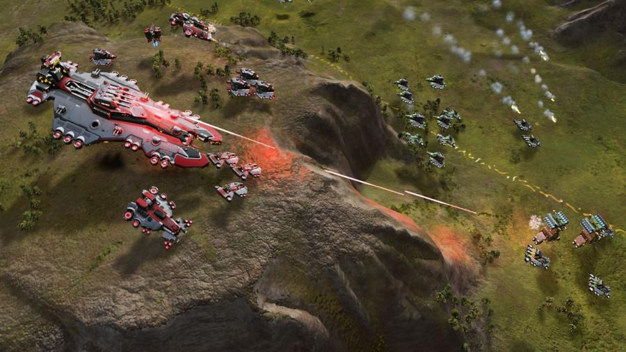 Ashes of the Singularity - Steam Gift Key Screenshot 1