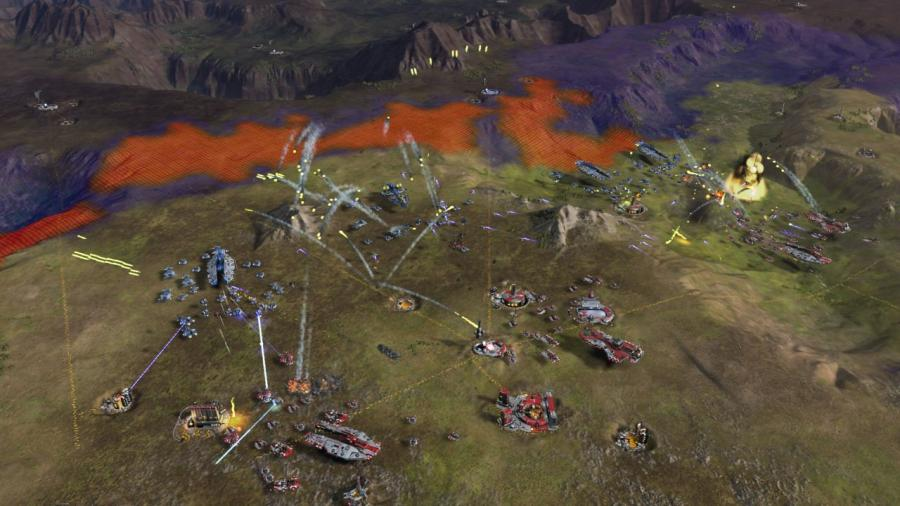 Ashes of the Singularity - Steam Gift Key Screenshot 5