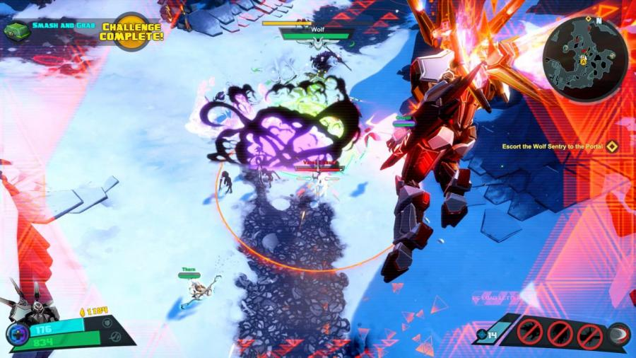 Battleborn Screenshot 2