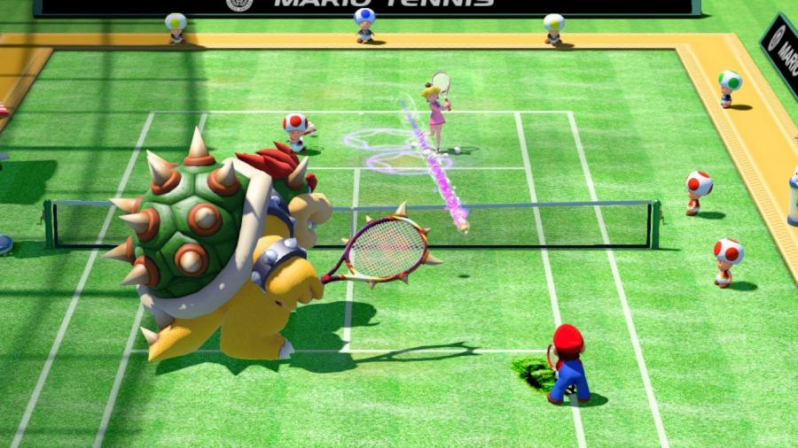 Mario Tennis Ultra Smash - Wii U Download Code Screenshot 5