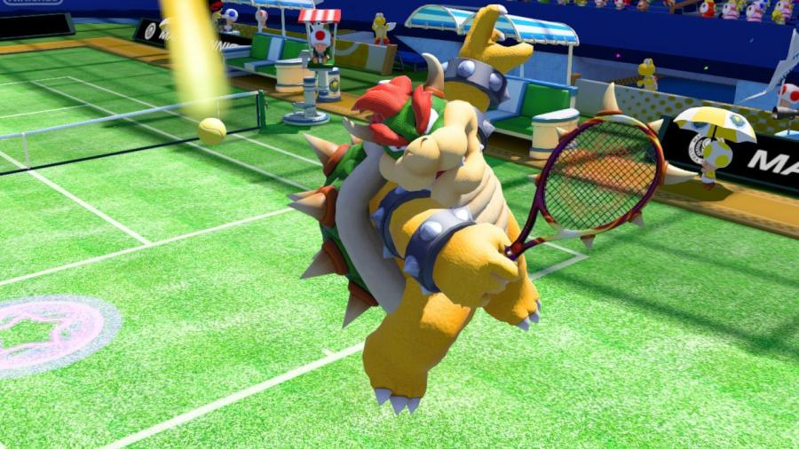 Mario Tennis Ultra Smash - Wii U Download Code Screenshot 2