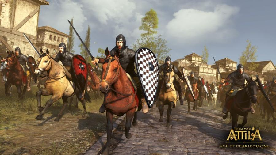 Total War Attila - Age of Charlemagne DLC Screenshot 3
