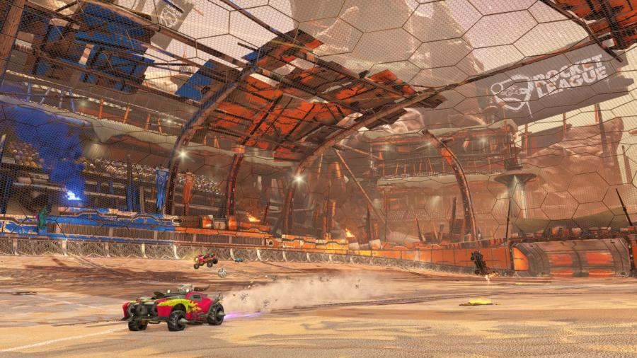 Rocket League - Chaos Run DLC Pack Screenshot 6