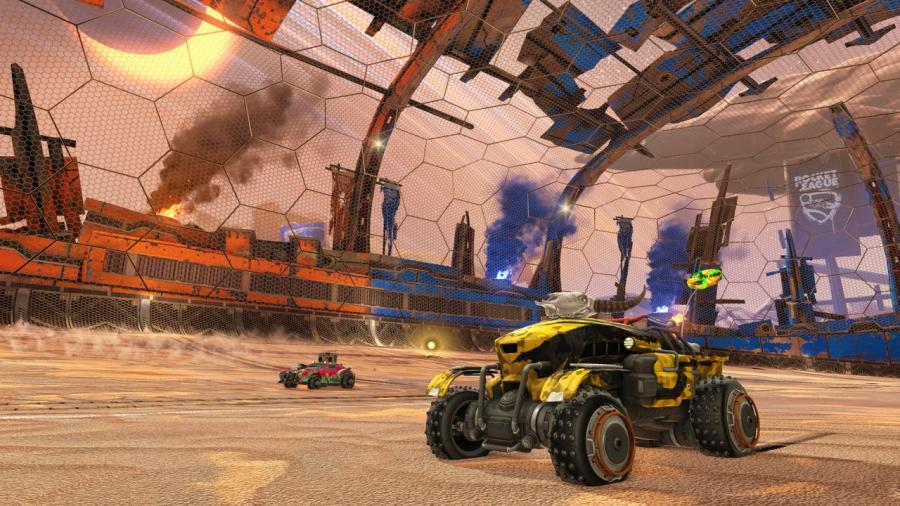 Rocket League - Chaos Run DLC Pack Screenshot 5