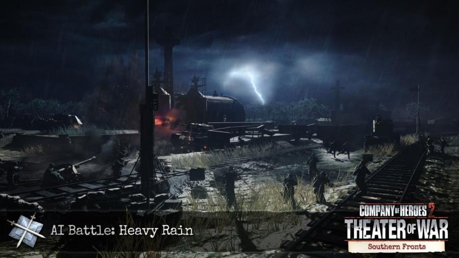 Company of Heroes 2 - Southern Fronts DLC Screenshot 2