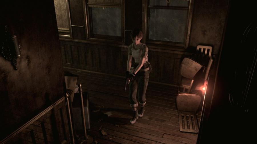 Resident Evil Zero HD Remaster Screenshot 8