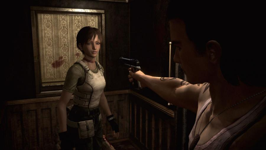 Resident Evil Zero HD Remaster Screenshot 1